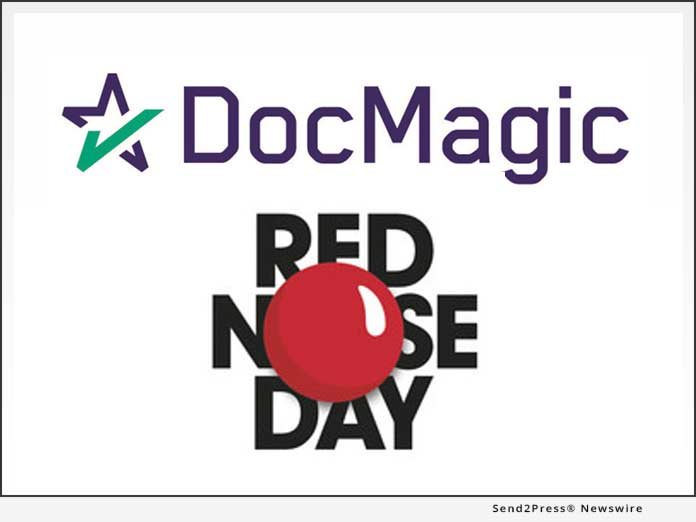 DocMagic Supports Red Nose Day