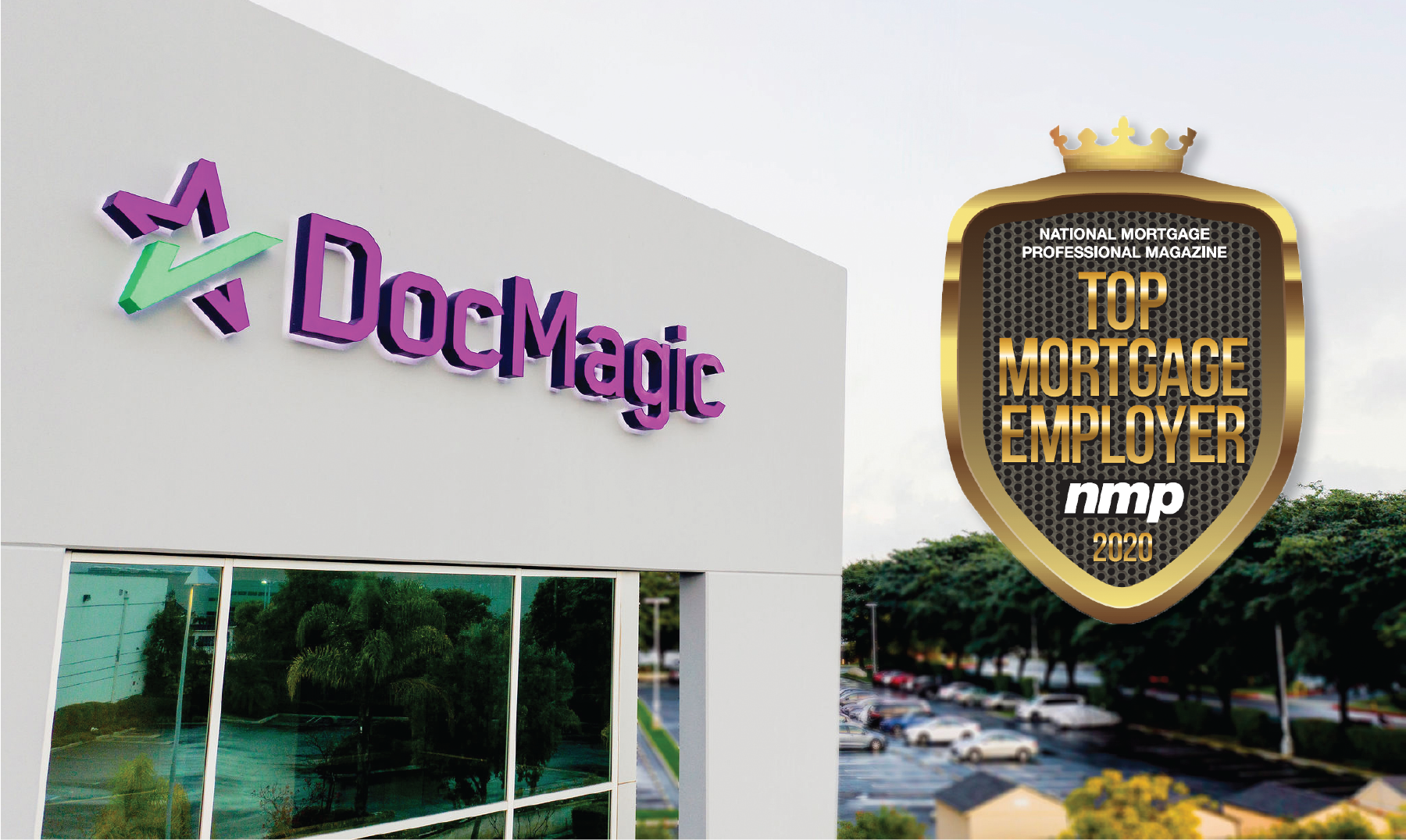 DocMagic has been named a Top Mortgage Employer by National Mortgage Professional Magazine for the fourth year in a row.